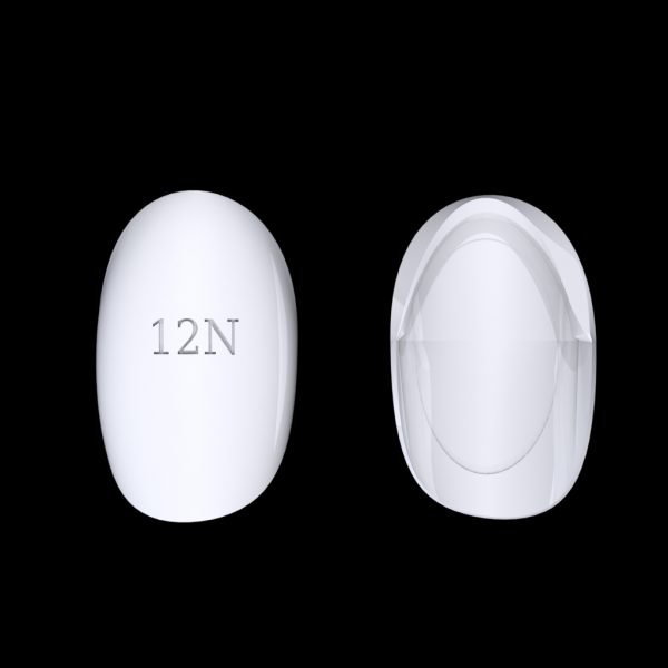 Tiptonic Finger Pick 12N - top and bottom view