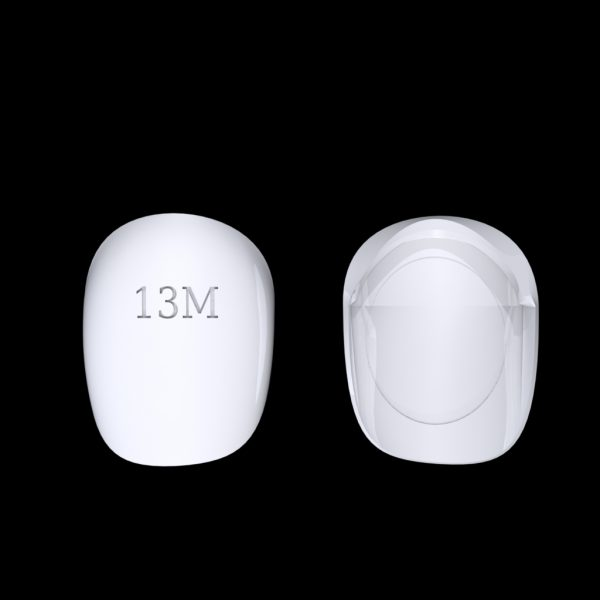 Tiptonic Finger Pick 13M - top and bottom view