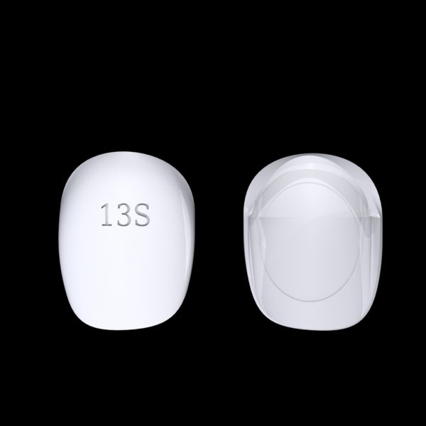 Tiptonic Finger Pick 13S - top and bottom view