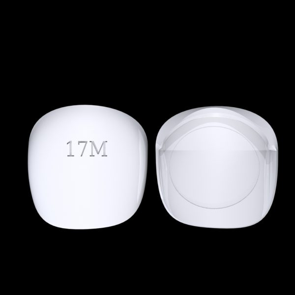 Tiptonic Finger Pick 17M - top and bottom view