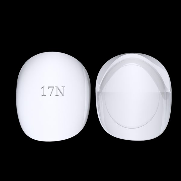 Tiptonic Finger Pick 17N - top and bottom view