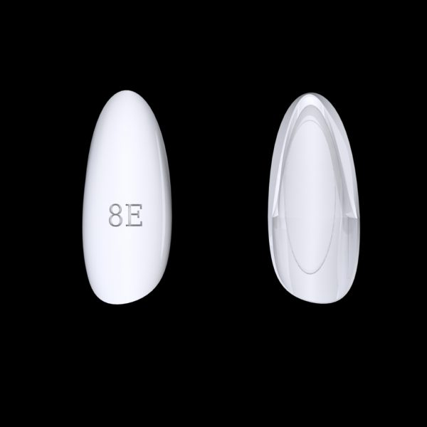 Tiptonic Finger Pick 8E - top and bottom view