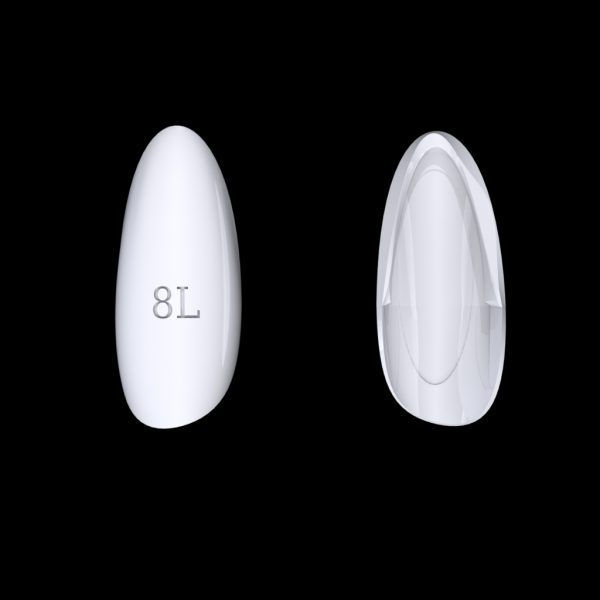 Tiptonic Finger Pick 8L - top and bottom view